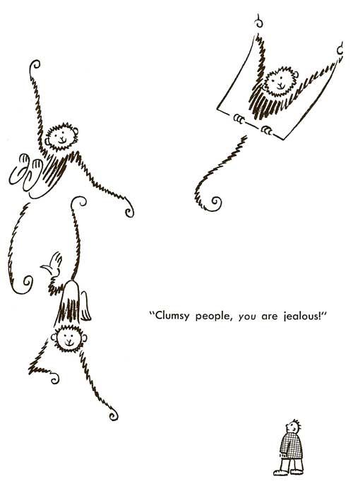 drawing monkeys is easy!
