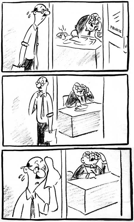 Cartoon stories