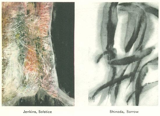 Jenkins, Solstice. Shinoda, Sorrow