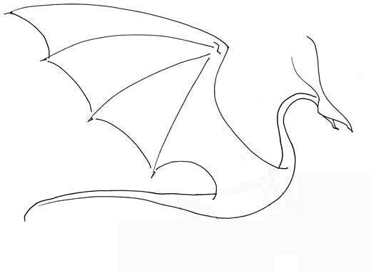How to Draw a Dragon Perfectdragon4-11