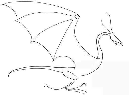 How to Draw a Dragon Perfectdragon4-13